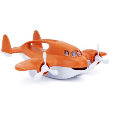 Avion citerne - Orange