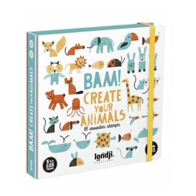 Bam ! Create your animals