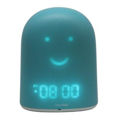 REMI : babyphone, réveil et veilleuse - Bleu
