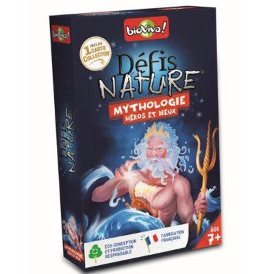 Défis Nature - Mythologie, héros et dieux