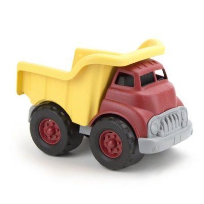 Dump Truck rouge/jaune