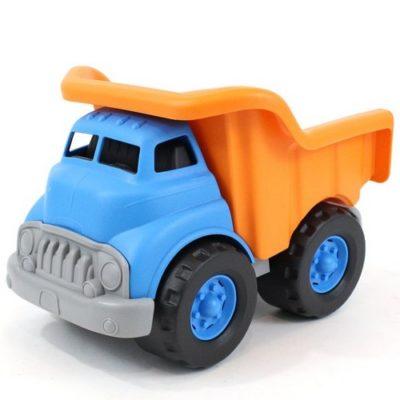 Dump Truck orange/bleu