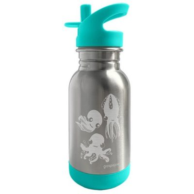 Gourde Loopy 400ml - Poulpes