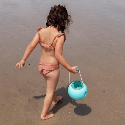 Mini ballo - le seau sans déversement - Blue
