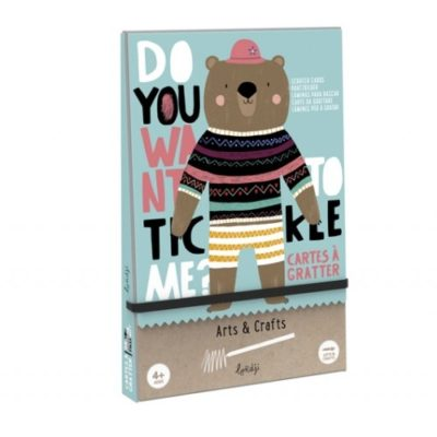 Do you want to Tickle Me ? - Cartes à gratter