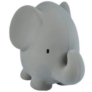 Éléphant en caoutchouc naturel