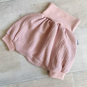 Sarouel court - 86/92 - Dusty Pink - Pink Poulet
