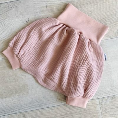 Sarouel court - 62/68 - Dusty Pink - Pink Poulet