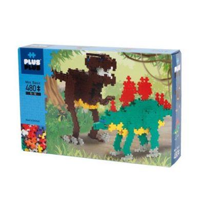 Dinosaures - 480 éléments