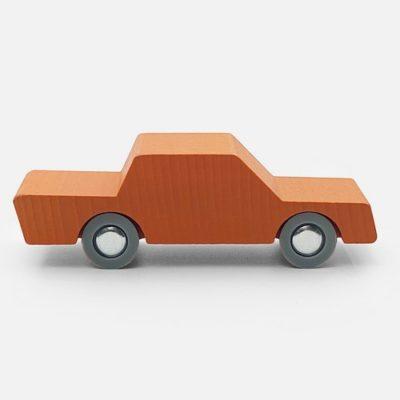 Back and Forth Car  - Orange