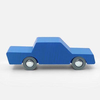 Back and Forth Car  - Bleu