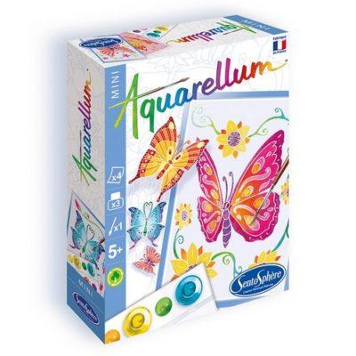 Aquarellum - Mini Papillons