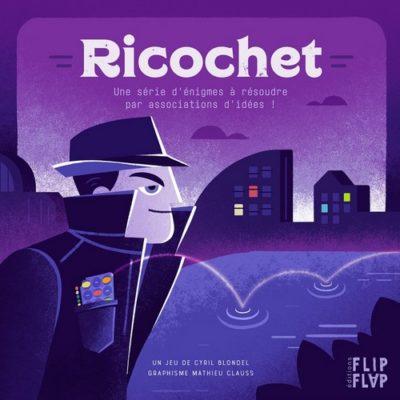Ricochet - À la poursuite du Comte Courant